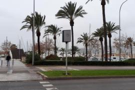 Emsigste Insel-Radarkamera steht an Andratx-Autobahn