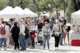 Illegale Marktstände auf Mallorca im Visier der Polizei