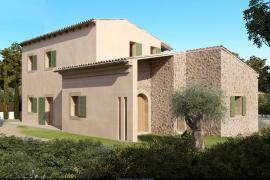 Der Baustil ist traditionell, die Ausführung jedoch modern.