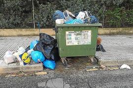 Müllmänner auf Mallorca drohen mit Streik im Sommer