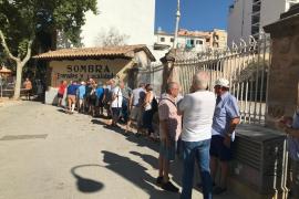 Rathaus nimmt die Stierkampfarena in Palma unter die Lupe