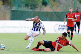 Real Mallorca gelingt 2:2 gegen Valladolid