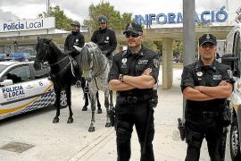 Polizeiwache an der Playa de Palma nur sporadisch geöffnet
