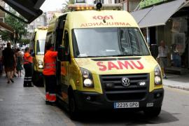 18-Jähriger nach Balkonsturz in Arenal schwer verletzt