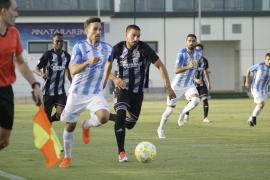 Schon die dritte Niederlage für Atlético Baleares