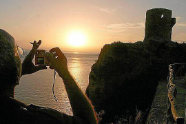 Banyalbufar - der ideale Ort für einen Sonnenuntergang