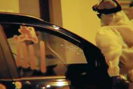 Tourismusgegner auf Mallorca beschädigen Mietwagen