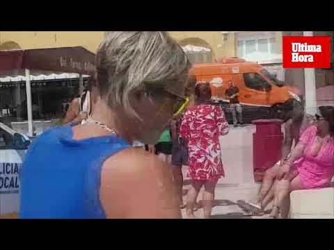 Strand in Peguera wegen Abwasserproblem geschlossen
