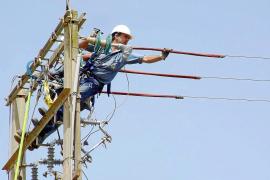 Der Stromverbrauch ist im Juli auf den Balearen um mehr als fünf Prozent im Vergleich zum Vorjahresmonat gestiegen, doppelt so viel wie im Rest des Landes.