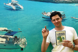"""Buchautor wird auf Mallorca selbst zum """"Urlaubsopfer"""""""