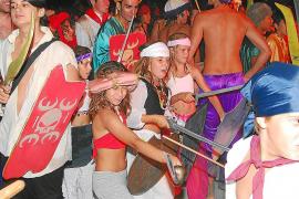 Sant Elm wartet auf den Piratenüberfall