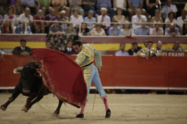 Der große Stierkampf erhitzt die Gemüter auf Mallorca