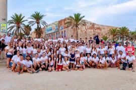 Seit zehn Jahren kommen junge Christen aus Deutschland und der Schweiz für die rund zweiwöchige Aktion nach Mallorca.