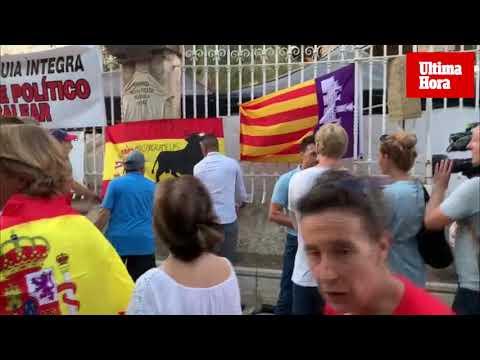 Erster Mallorca-Stierkampf seit zwei Jahren – mit Flitzer
