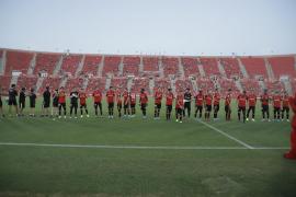 Erstes Liga-Spiel von Real Mallorca (wohl) am Samstag