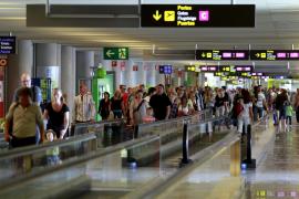 3,5 Prozent weniger Deutsche am Mallorca-Airport