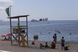 Rettungsschwimmer nur an jedem dritten Mallorca-Strand