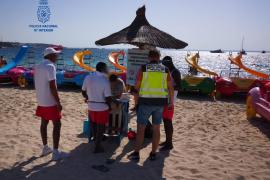 Mutmaßlicher Ausbeuter am Calvià-Strand festgenommen