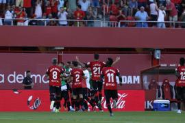 Real Mallorca siegt mit Dusel beim Erstliga-Auftakt