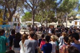 Protestler laufen Sturm gegen Hotelpläne für Portocolom