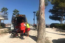 Eheleute retten Rentnerin am Alcúdia-Strand das Leben