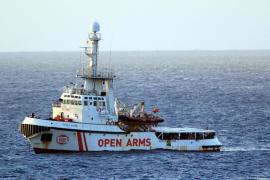"Migranten-Schiff ""Open Arms"" soll nach Palma kommen"