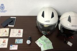 Polizei legt Edel-Uhr-Räubern das Handwerk