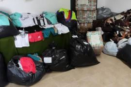 Rund 2000 gefälschte Waren auf Mallorca beschlagnahmt