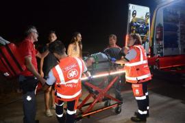 Betrunkener verletzt DJ bei Dorffest in Andratx