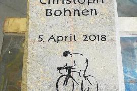 Freunde des toten Radfahrers erwarten Antwort der Behörde