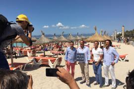 Unternehmer fordern Aktionsplan für die Playa de Palma