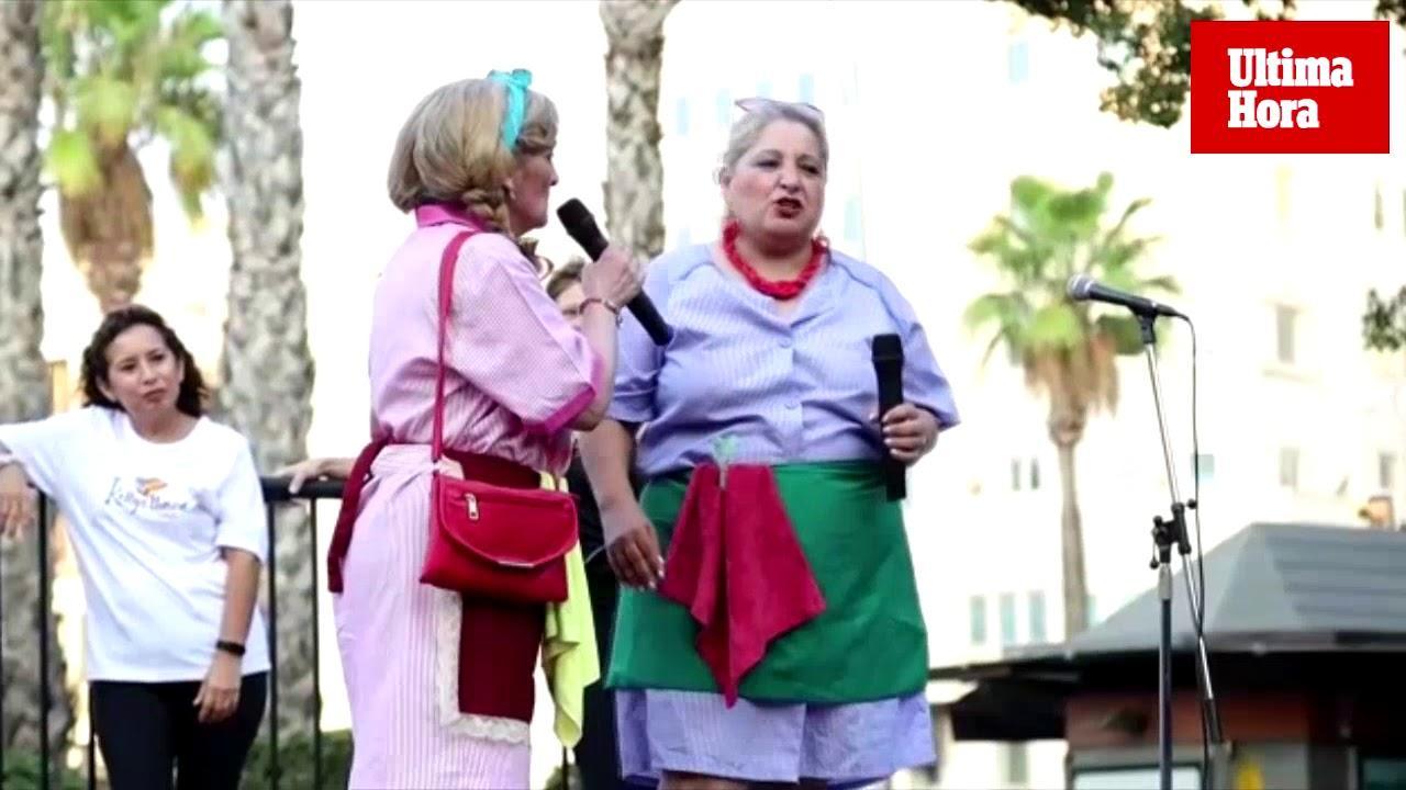 Zimmermädchen protestierten auf Mallorca