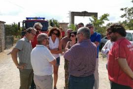Balearen-Politiker reagieren bestürzt auf Heli-Unfall