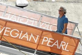 Jon Bon Jovi landet in Palma de Mallorca