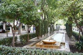 Junge Frau stürzt von Stadtmauer in Palma