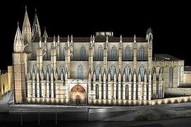 Neue Pläne für Beleuchtung der Kathedrale auf Mallorca