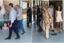 Altkönig Juan Carlos aus Klinik entlassen