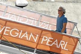 Jon Bon Jovi schlemmt in Catalina-Restaurant