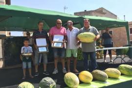 Miquel Morlà zog wieder die dicksten Melonen