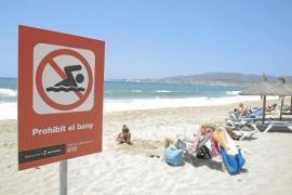 Schon wieder Badeverbot an Palmas Stadtstränden