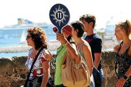 Beschwerden wegen Taximangel in Palma