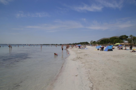 Tourist ertrinkt vorm Strand von Alcúdia