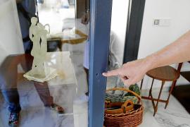 Einbruchsserie verschreckt Anwohner in Santa Ponça