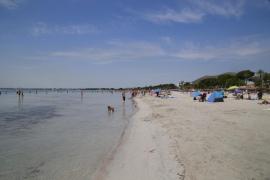 Tourist nach Badeunfall in Alcúdia in kritischem Zustand