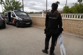 Balearen bei Kriminalitätsrate ganz oben in Spanien