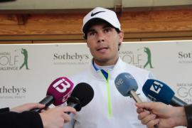 Mallorcas Tennisheld Rafa Nadal im Finale der US Open