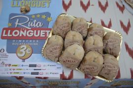 Wieder ein Event für Brötchen-Fans in Palma