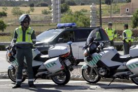 Polizei kontrolliert verstärkt Motorradfahrer auf Mallorca