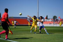Erste Saison-Niederlage für Atlético Baleares