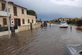 Wieder Regen und Sturm auf Mallorca erwartet